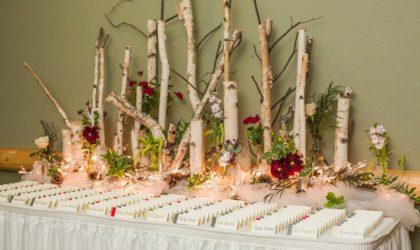 Wedding Reception Flower Arrangements