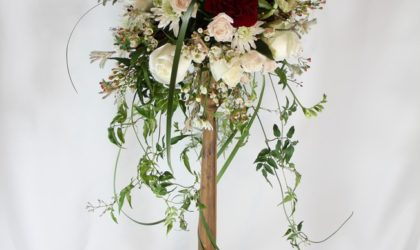 antique spindle - weddings